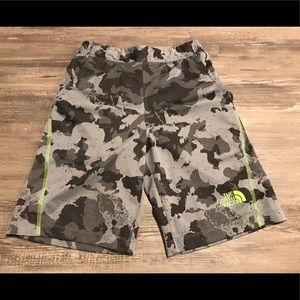 The North Face Camo Athletica Shorts